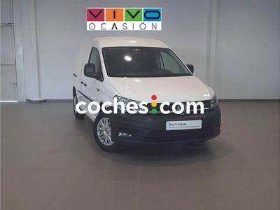 usado VW Caddy Furgon 2.0tdi Bluemotion 75kw