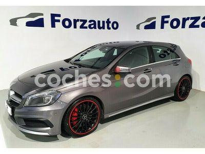 usado Mercedes A45 AMG Clase A4matic 7g-dct 360 cv en Valencia