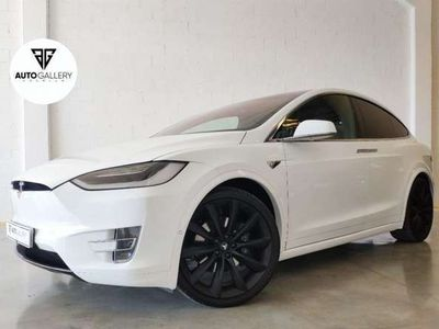 usado Tesla Model X 75D AWD