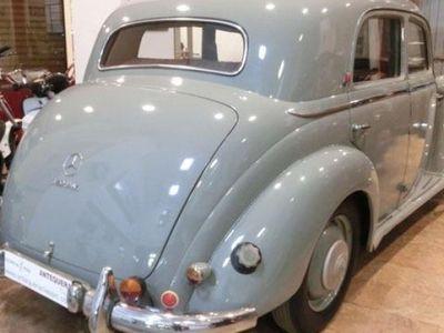 usado Mercedes 170 año 1954 1 KMs