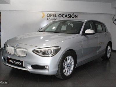 gebraucht BMW 116 Serie 1 d