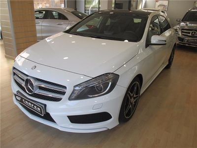 used Mercedes A220 CDI BE AMG Sport 7G-DCT