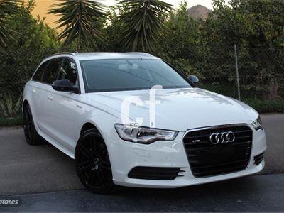 usado Audi A6 Avant 3.0 TDI 245cv quattro S tronic