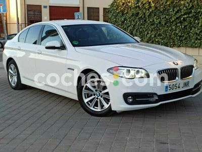 usado BMW 218 Serie 5 525dacv en Madrid