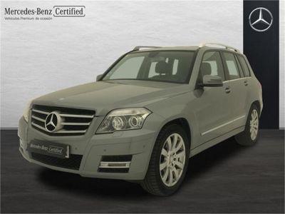 usado Mercedes GLK350 CDI GLK 4M Aut.