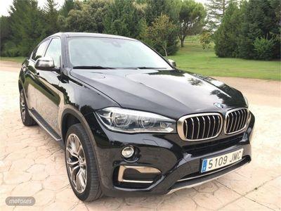 used BMW X6 xDrive30d
