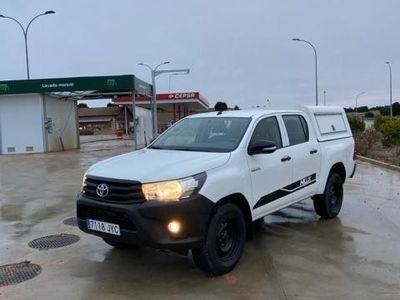 usado Toyota HiLux Doble Cabina 2.4 150D 4x4 GX