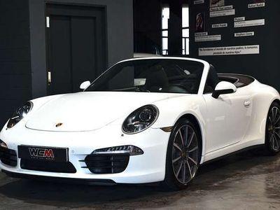 "usado Porsche 911 C4S ""CABRIO"" NACIONAL!!! GARANTIA APPROVED"