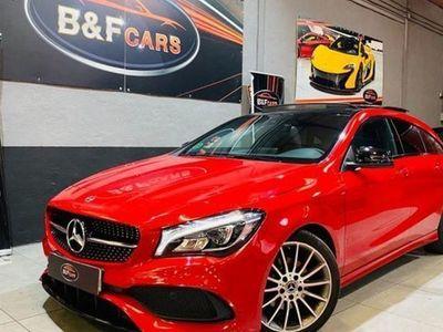 usado Mercedes 200 Clase CLA Shooting Brake7G-DCT