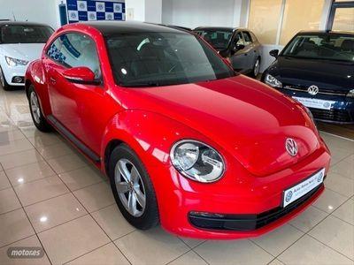 usado VW Beetle Design 2.0 TDI 110CV BMT