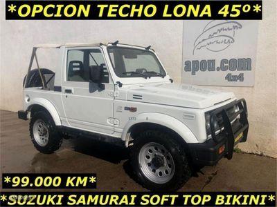 usado Suzuki Samurai 1.3 SOFT TOP LUJO
