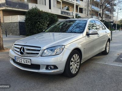 usado Mercedes C220 CDI BE Edition Avantgarde Aut.