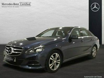 usado Mercedes E220 BlueTEC BlueEFFICIENCY Edition Berlina