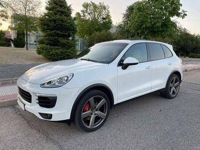 usado Porsche Cayenne Diesel Nacional, 99.000 km