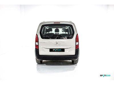 usado Peugeot Rifter Standard BlueHDi 73kW Active Nav+