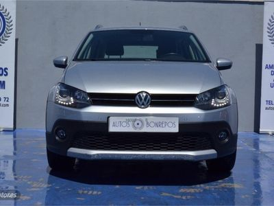 begagnad VW Polo Cross Polo 1.2 TSI 66kW90CV BMT