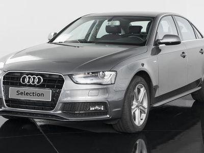 brugt Audi A4 2.0 TDI DPF S line edition 110