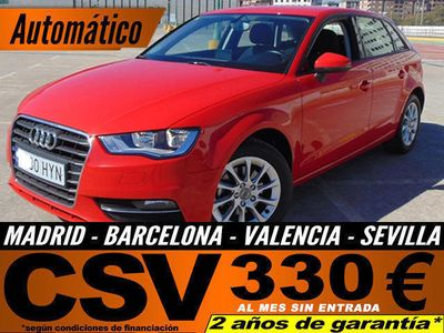 usado Audi A3 2.0 TDI CD S Tronic Attraction 110 kW (150 CV