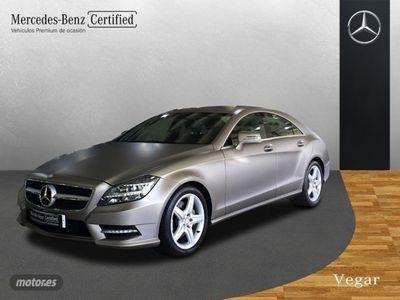 usado Mercedes CLS350 CLSCDI BE BlueEfficiencfy