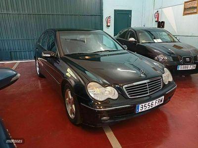 usado Mercedes C220 Clase CCDI AVANTGARDE