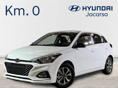 usado Hyundai i20 1.2 MPI 62kW (85CV) Klass