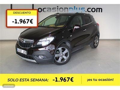 brugt Opel Mokka 1.6 CDTi 4X2 Excellence Auto