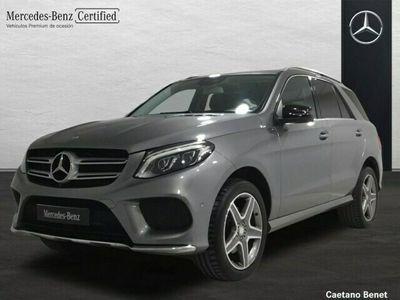 usado Mercedes GLE350 4Matic AMG Line