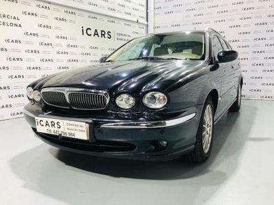 usado Jaguar X-type Wagon 2.2D Classic