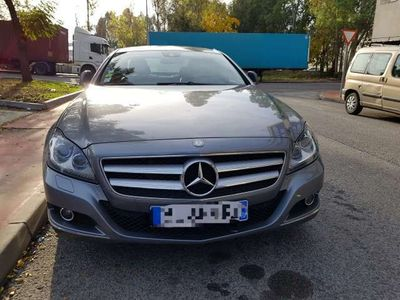 gebraucht Mercedes CLS350 350CDI BE (4.75) Aut.