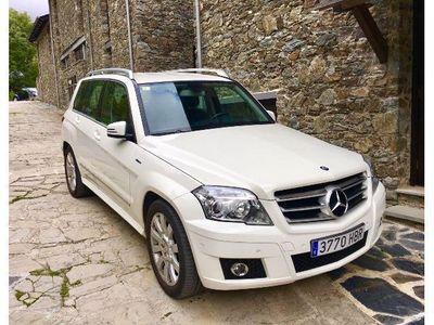 usado Mercedes GLK220 CDI BE 4M