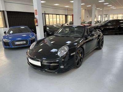 usado Porsche 997 Turbo S Cabriolet Aut.