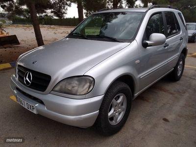 usado Mercedes ML270 Clase MCDI 163 CV AUT.