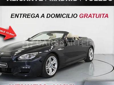 usado BMW 640 Cabriolet 640 dA