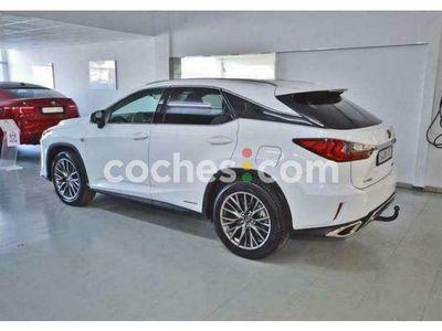 usado Lexus RX450h F Sport