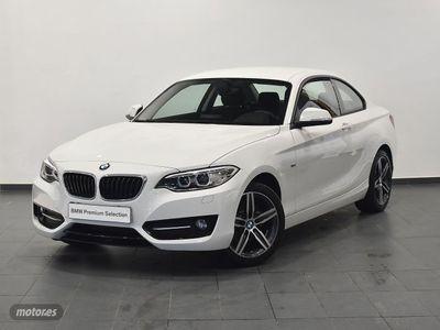 gebraucht BMW 218 Serie 2 D P.V.P. DESCUENTO INCLUIDO FINANCIANDO CON BANK