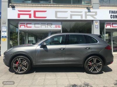 usado Porsche Cayenne Turbo