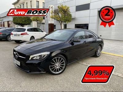 usado Mercedes CLA220 Clase CLAd AMG Line
