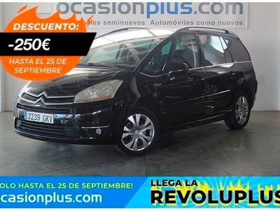 used Citroën C4 Picasso 2.0HDI Exclusive CAS