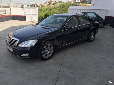 usado Mercedes S350 Clase S4p. -06