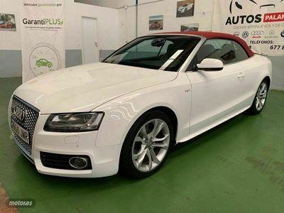 usado Audi S5 Cabriolet 3.0 TFSI quattro S Tronic