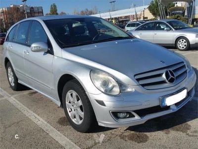 usado Mercedes R350 Clase R4matic 5p. -06