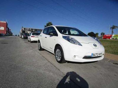 usado Nissan Leaf ELÉCTRICO NACIONAL 110 CV UN SOLO PROPIETARIO, CE