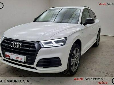 usado Audi Q5 2.0TDI Black line quattro-ultra S tronic 140kW