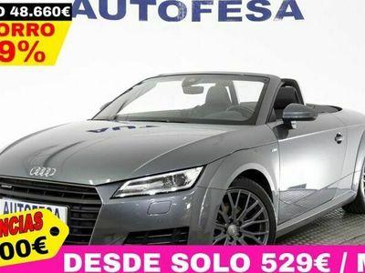 usado Audi TT Roadster 2.0 TFSI 230cv quattro 2p Stronic Auto S/S