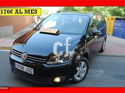 usado VW Touran 1.6TDI Edition BMT 105cv financiamos el 100x100