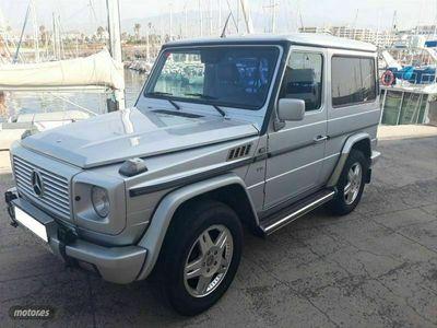 usado Mercedes G400 Clase GCDI STW