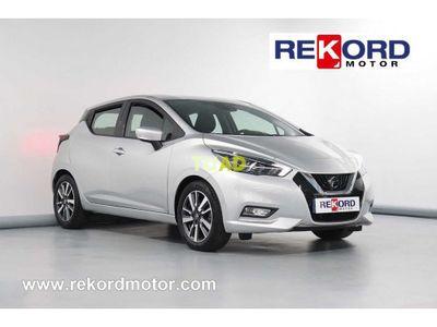 usado Nissan Micra 0.9 IG-T ACENTA 90CV CAR PLAY= NAVEGADOR+ APPS