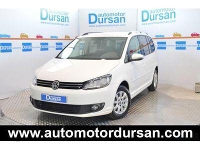 usado VW Touran Touran1.6 TDI 7 Plazas *Aire Acondicionado
