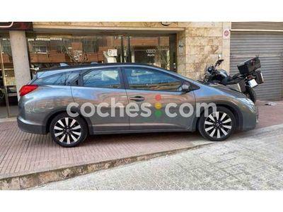usado Honda Civic Tourer 1.6 i-DTEC Elegance Navi