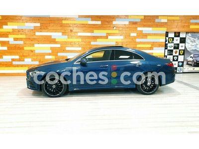 usado Mercedes CLA250 Clase Cla8g-dct 218 cv en Leon